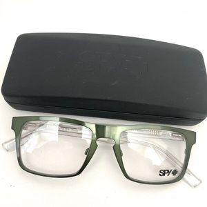 Spy Optics Heath Frames Olive Green NWT